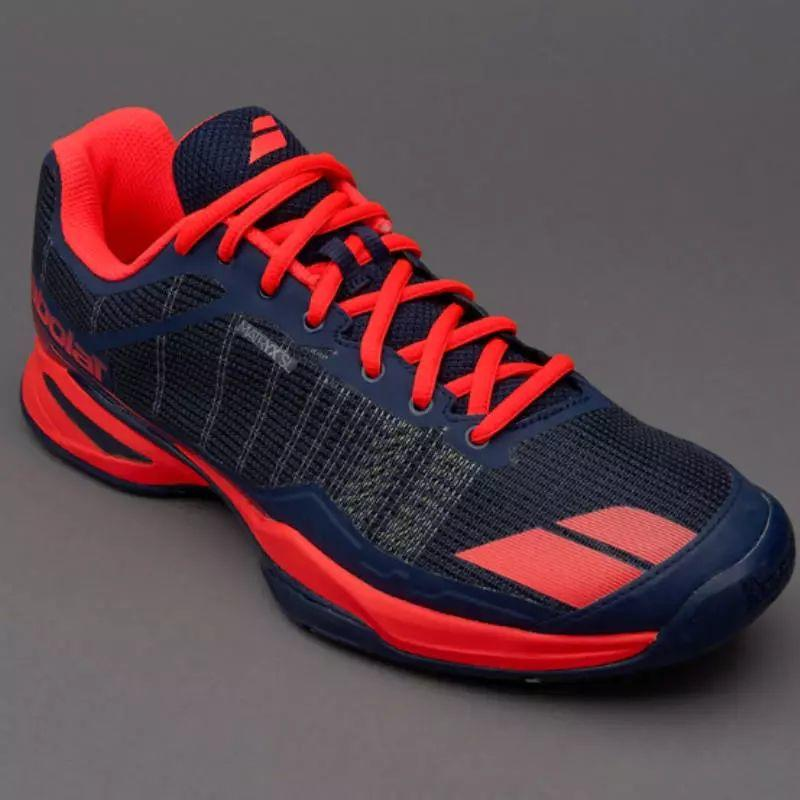 清仓优惠488元!首款碳纤维鞋面网球鞋Babolat Jet Team All Court,更轻便耐磨!