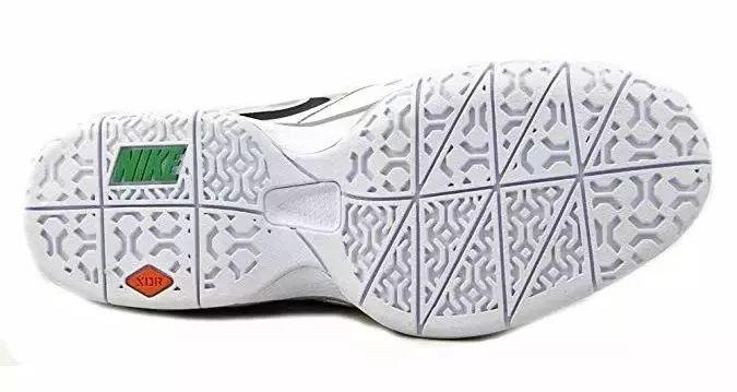 纳达尔试Nike新鞋,带拉链也太酷了吧?