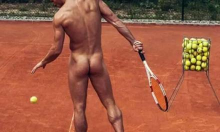 看完那么多肉体还是网球的最合心水啊