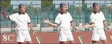 现代网球正手:手臂动力链之肘部先行!