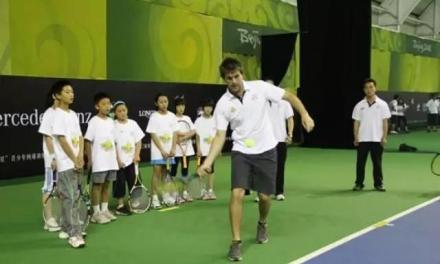 【训练】如何有效利用在网球场上的每一分钟