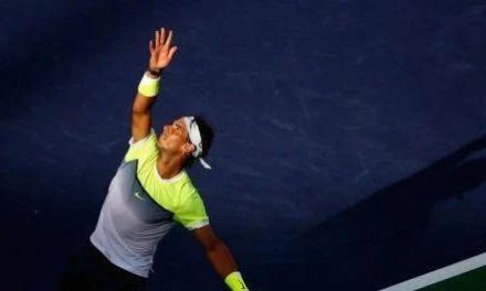 网球侧上旋发球第二弹,如果学了还不会,纳达尔也教不会你!
