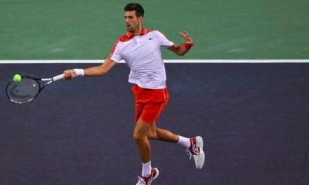 网球正反手击球不想下网,这个动作你绝对不能少!