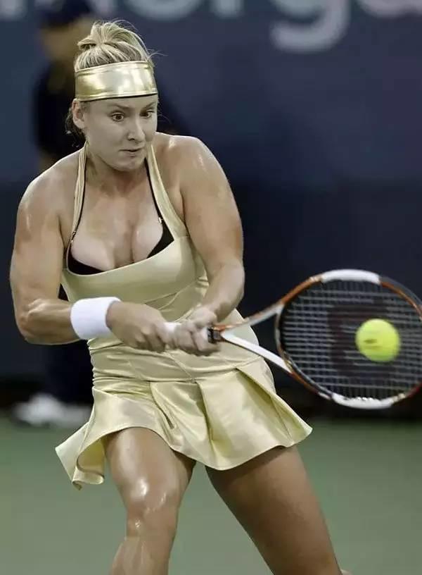 没有最雷,只有更雷,奇葩网球服盘点