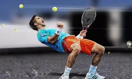 如何面对左撇子网球选手?