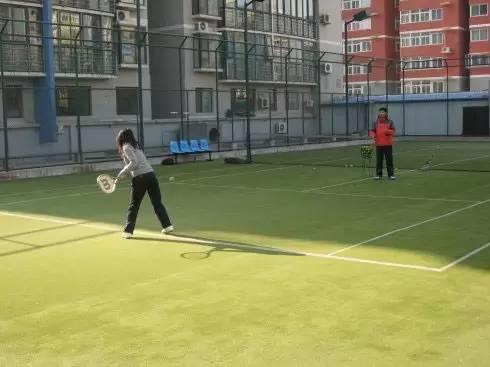 冬季打网球要注意的五个要点