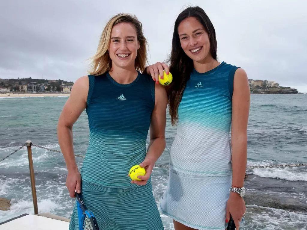 Adidas的2019澳网球星服饰,居然源自海洋垃圾!你敢信?