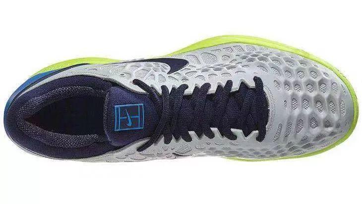 Nike的这双鞋,征服了网坛最能跑、跑最快、最暴力的三个男人