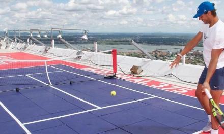 网球高强度的小场热身活动,10分钟让你快速进入比赛状态!