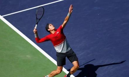 网球侧上旋发球原理都懂,关键是技术到底怎么练?