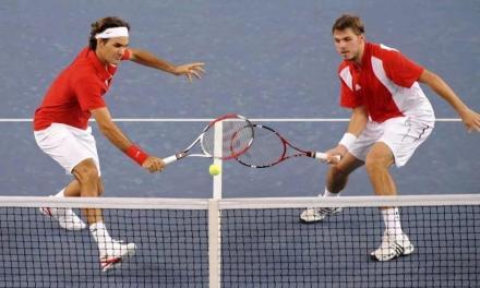 网球职业选手的双打针对性练习:单打半场对战等…