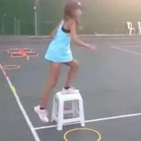 【视频】多种网球体能训练
