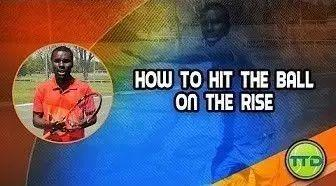 【视频】半场球如何迎前打上升点?