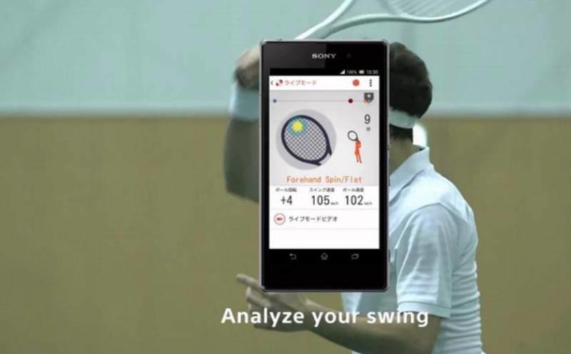 """""""Smart sensor ready,打网球装逼神器!"""""""