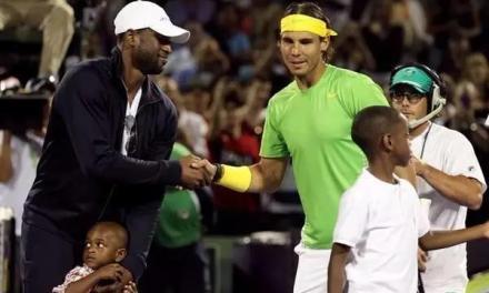 NBA骑士神奇逆转夺冠,堪比这场网球比赛?