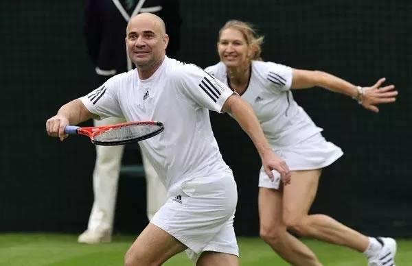 如果你的男朋友爱打网球