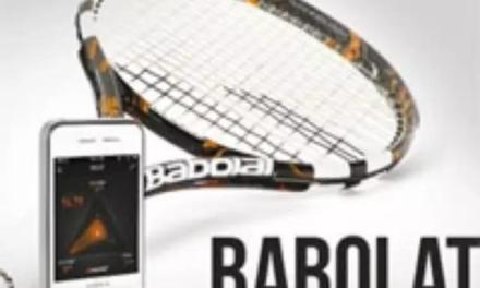 Babolat Play 智能球拍开售