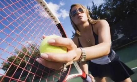 网球场上十条黄金准则!全部做到才叫会打球!