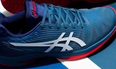 ATP年度最佳新人小野兔,居然穿跑鞋打网球?