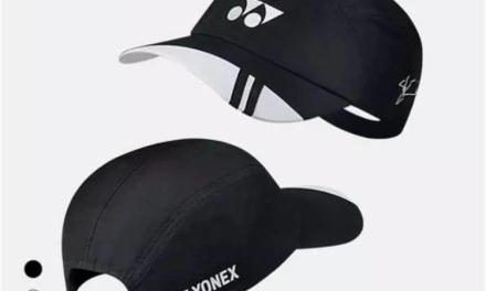 瓦林卡签名款Yonex网球帽,118元!