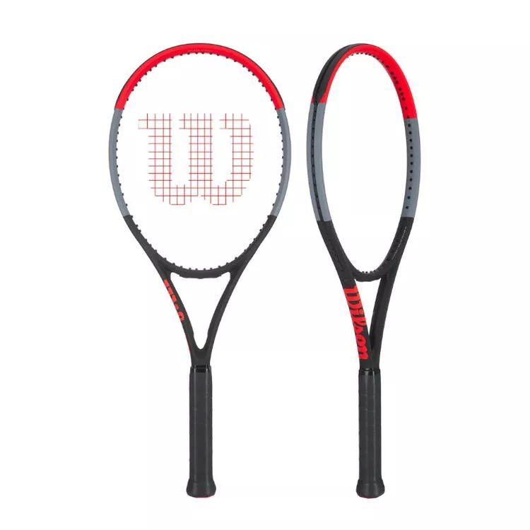Wilson Clash来了!网球拍的革命,就等你了!