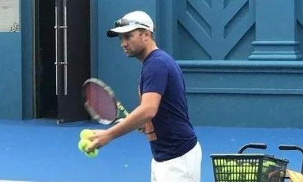 离中国网球界教出下一个李娜,还差花式喂球!