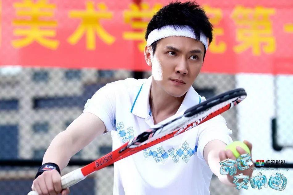 恭喜赵丽颖,嫁了会打网球的冯绍峰!