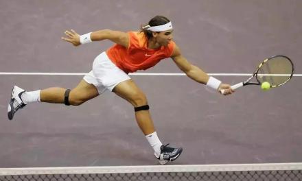 网球增强腿部力量不可缺少的练习,还能锻炼你的膝盖!