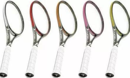 Angell:1200元定制,私属网球拍在等你!