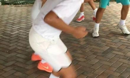 【视频】让脚底再勤快一点!