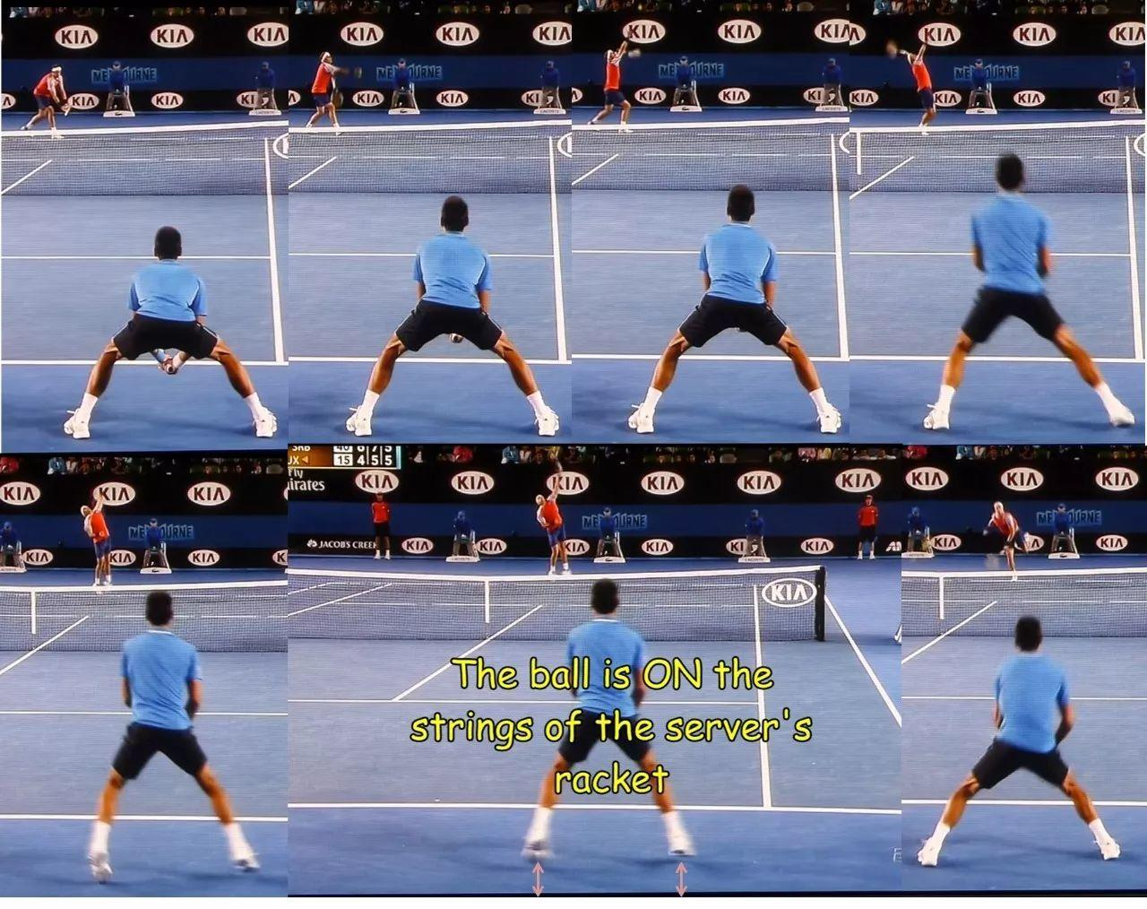 用袜子练习网球发球技术吗?这只是开始......