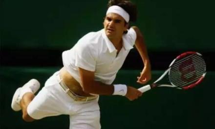 网球的三种发球方法 攻击力从这里开始