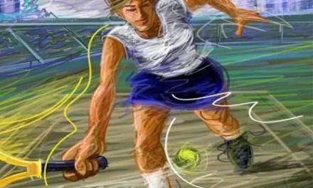 打久了网球,才发现。。。