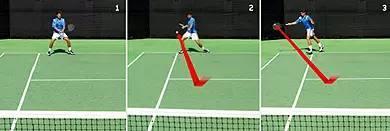 【技术】控制发球落点提高精准度