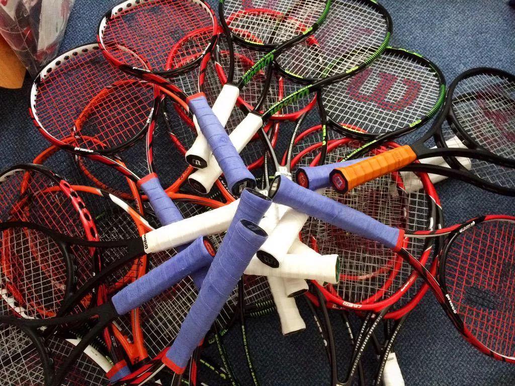 什么?买拍花了那么多钱,你居然还不知道网球拍是怎么做的?