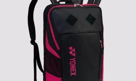 确认过眼神,Yonex做网球包是认真的!