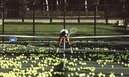 人生就象打网球,打了那么久,你能悟出多少?