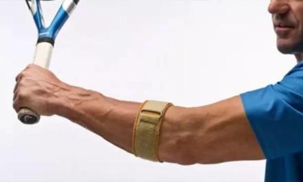 【科普】避免网球肘,从这三点开始