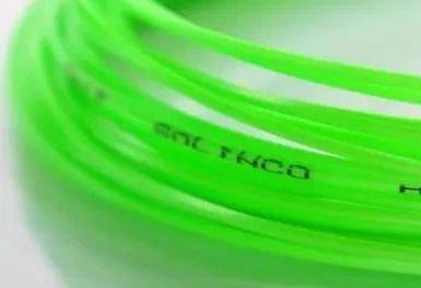 """为什么绿色的线都这么""""骚"""",还特别""""转""""?"""