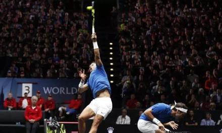 网球双打中怎么对付撩高大磨王?你需要的是这三种套路!