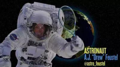 注意,这是来自外太空的网球狗粮!