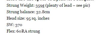 Wilson一定不服:德约的12个大满贯都来自HEAD球拍?