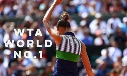 费德勒才世界第三,她世界第一