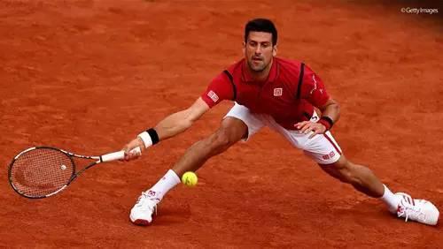 咱打网球的人怎么都这么自信?原因很简单...