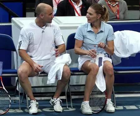 教打网球的你如何实力撩妹