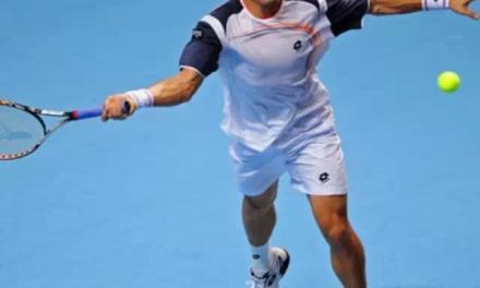 【技术】业余网球选手当学费雷尔