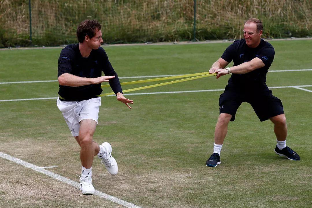 超全面网球敏捷度、速度、步伐综合练习,教你怎么用绳梯和弹力带!