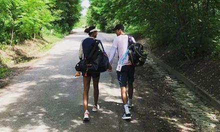 中国第八个WTA网球冠军王蔷,新男友竟是00后?恭喜!祝福!(附男友帅照)