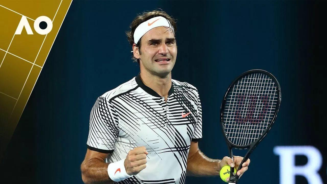 2017回顾   盘点ATP赛季十大难忘时刻,费纳成焦点。