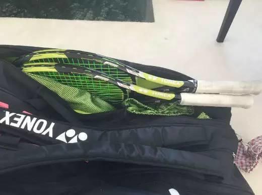 网球包中的必备十宝:你今天带齐了吗?